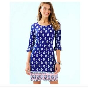 NWT Lilly Pulitzer Sophie Ruffle Dress